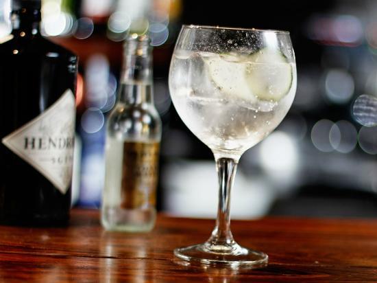 Special Gin & Vodka Menu